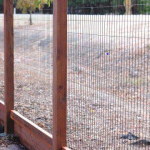 2x4 Wire Fence with Kickboard